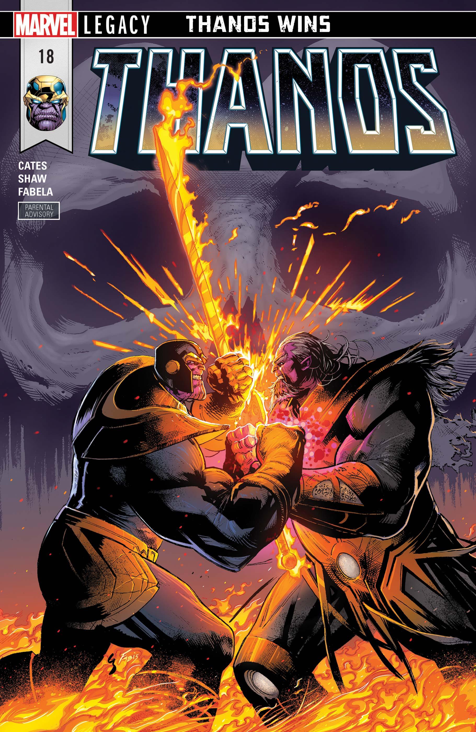 Thanos (2016) #18