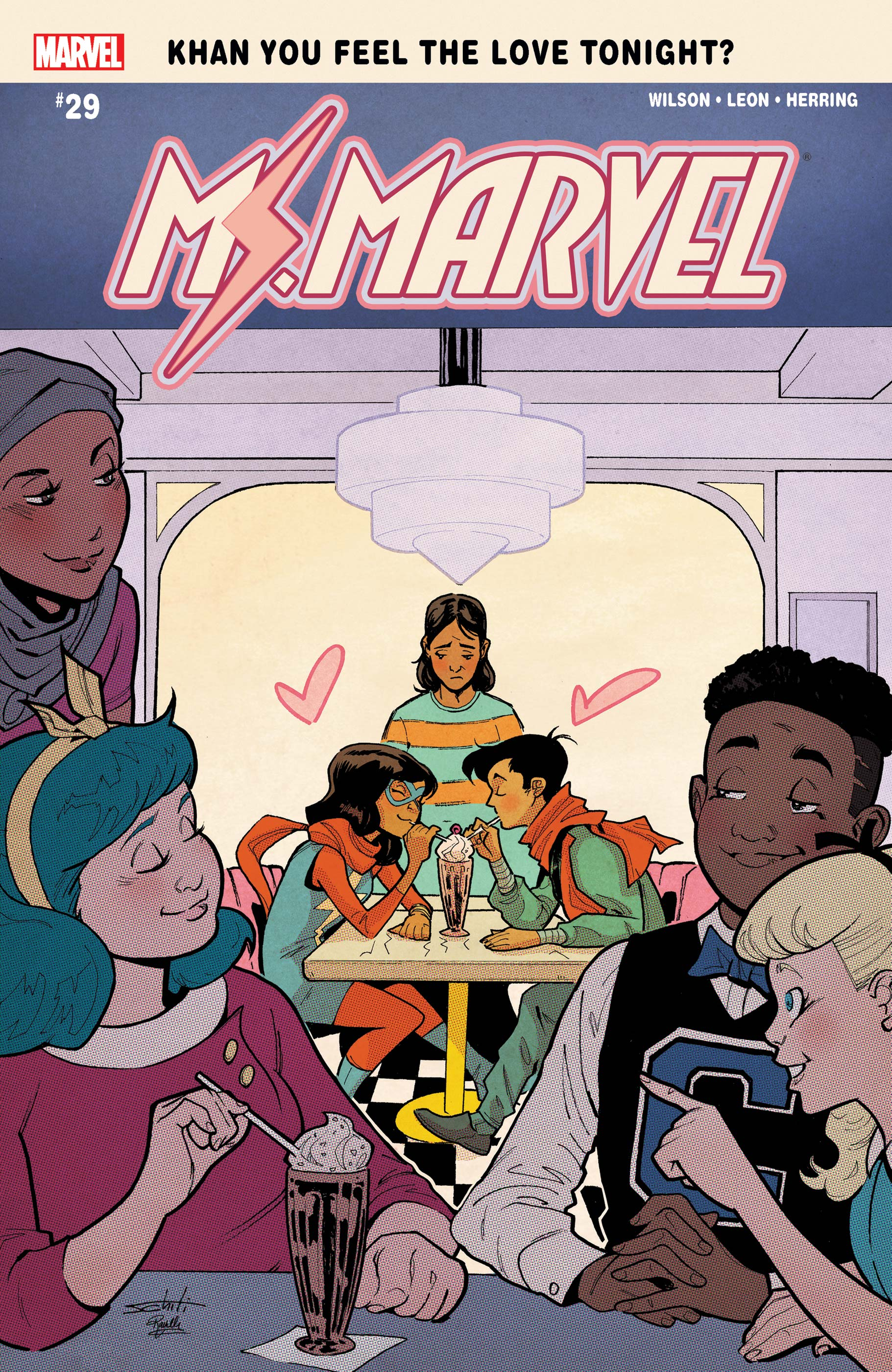Ms. Marvel (2015) #29