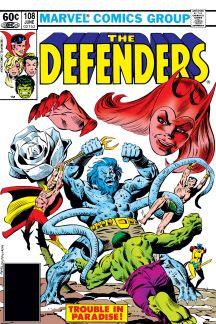 Defenders (1972) #108