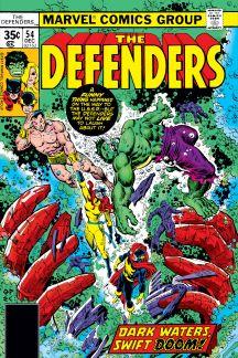 Defenders (1972) #54