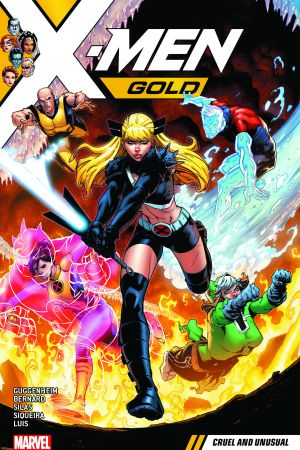 X-Men Gold Vol. 5: Cruel and Unusual (Trade Paperback)
