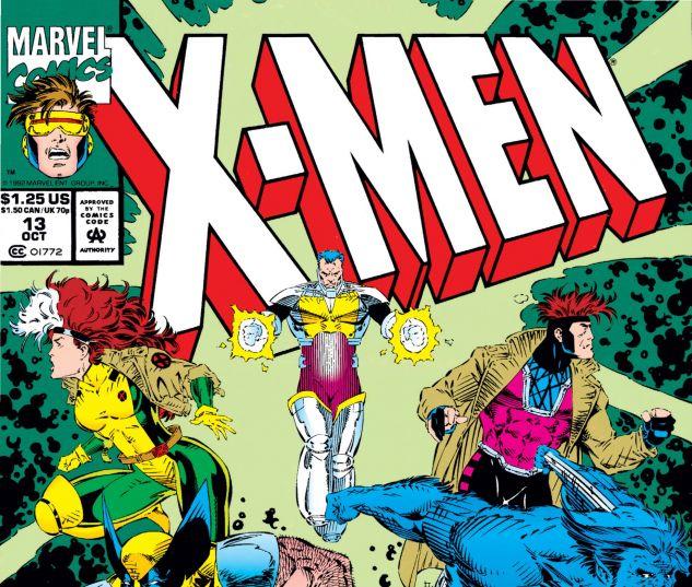 X-MEN (1991) #13