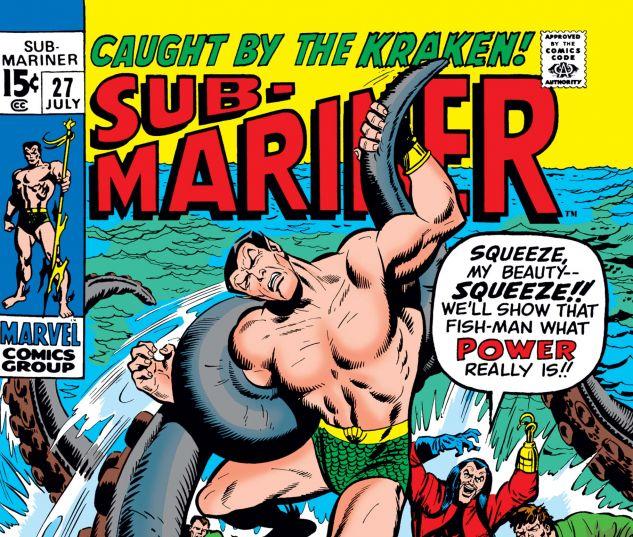 Sub-Mariner #27