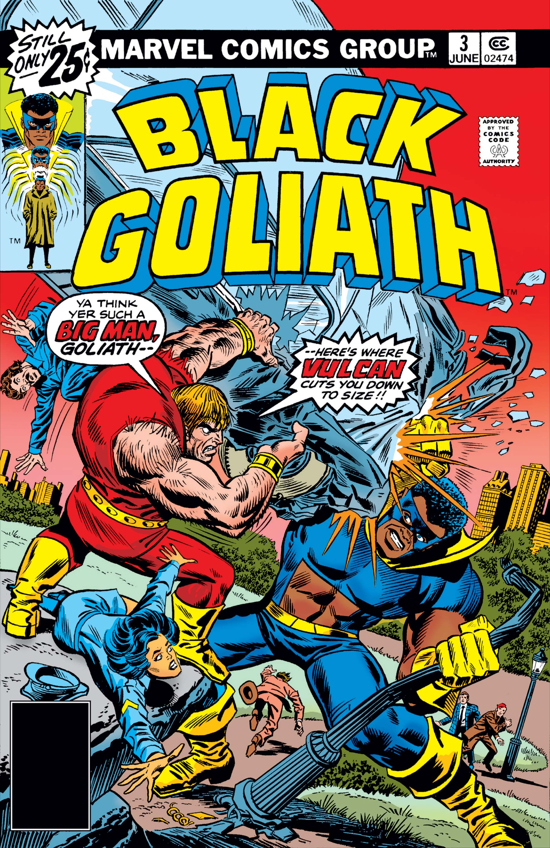 Black Goliath (1976) #3