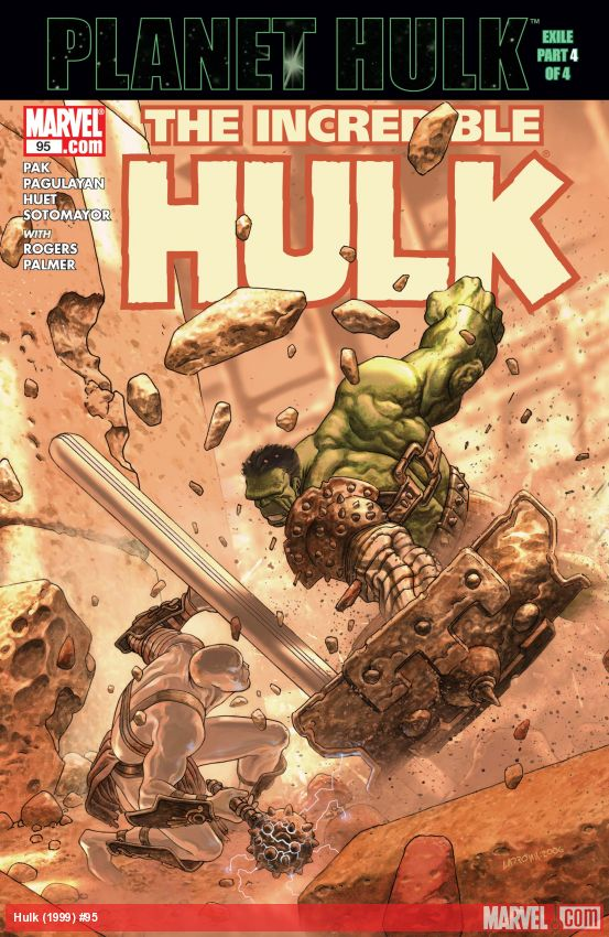 Hulk (1999) #95
