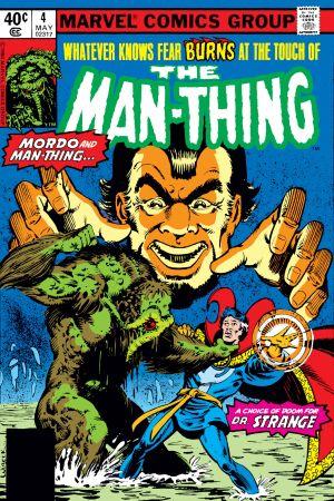 Man-Thing (1979) #4