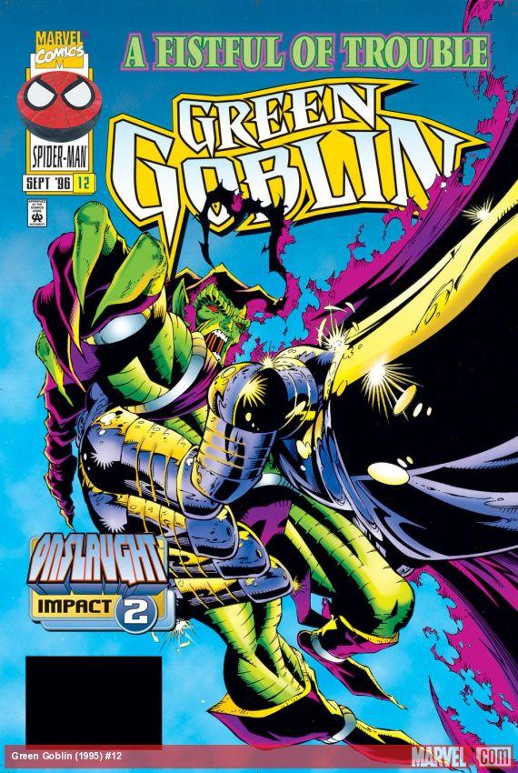 Green Goblin (1995) #12