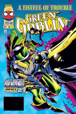 Green Goblin #12