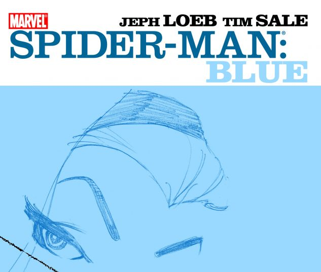 Spider-Man Blue TPB 0 cover