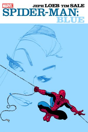 Spider-Man: Blue (Trade Paperback)