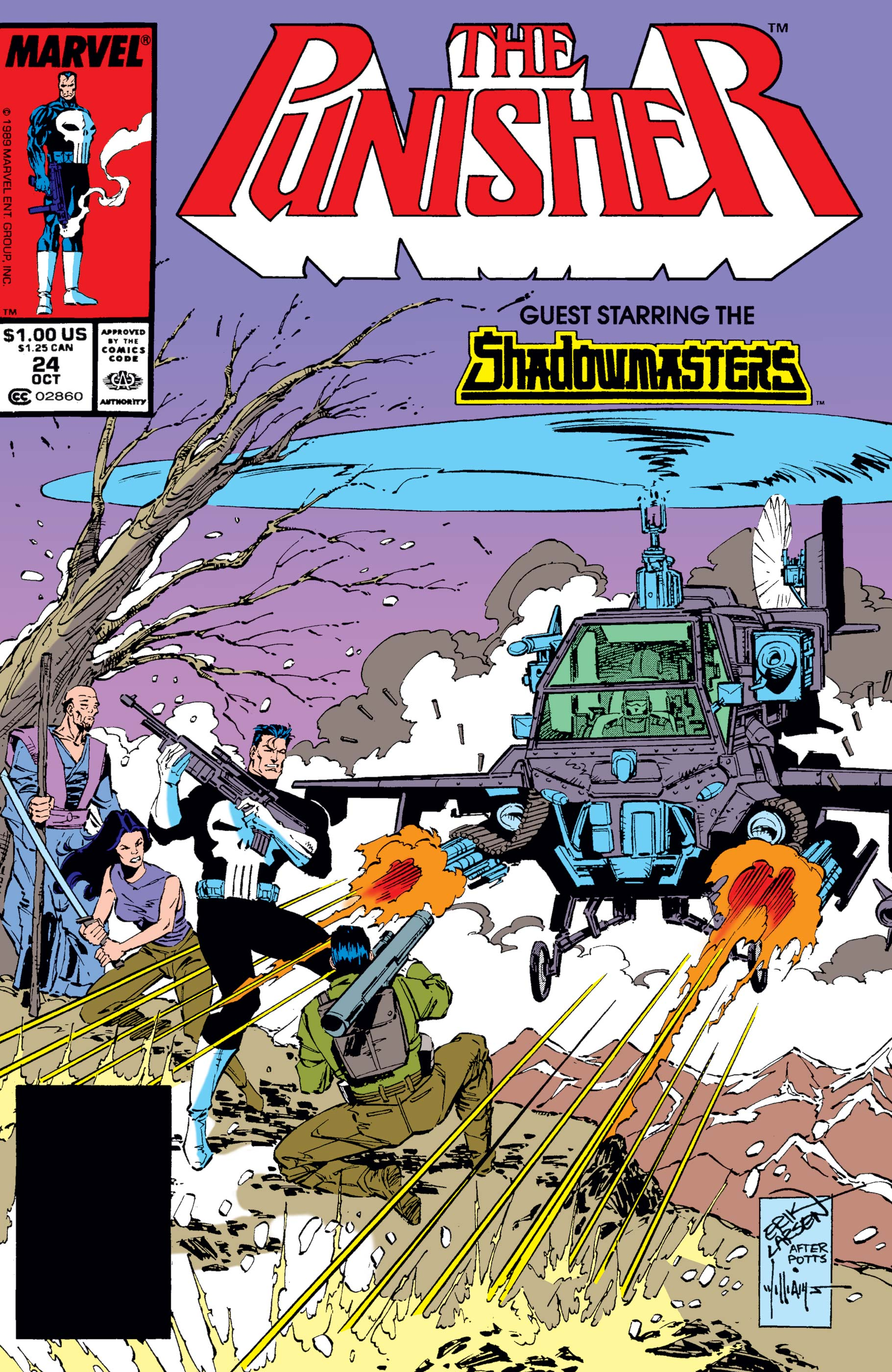 The Punisher (1987) #24