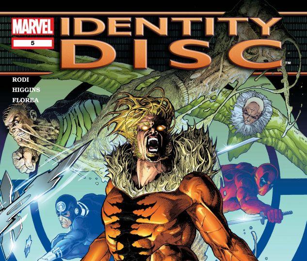 IDENTITY DISC (2004) #5