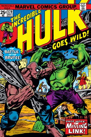 Incredible Hulk (1962) #179