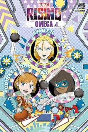 Marvel Rising: Omega #1