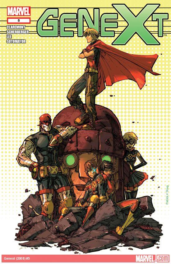 Genext (2008) #5