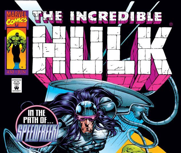 : INCREDIBLE HULK (1962) #430