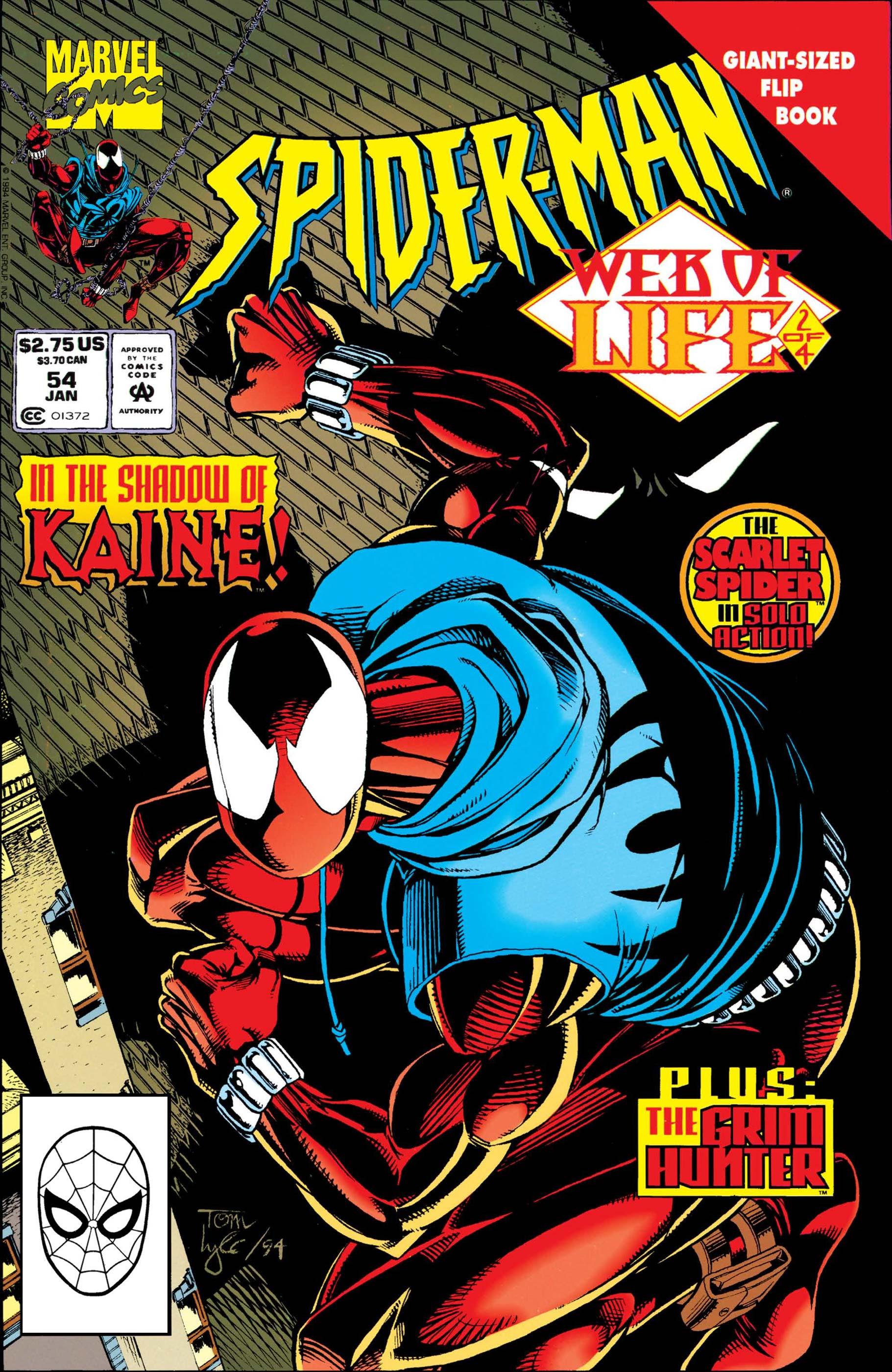 Spider-Man (1990) #54