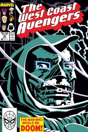 West Coast Avengers (1985) #35