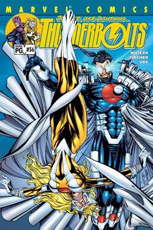 Thunderbolts (1997) #56