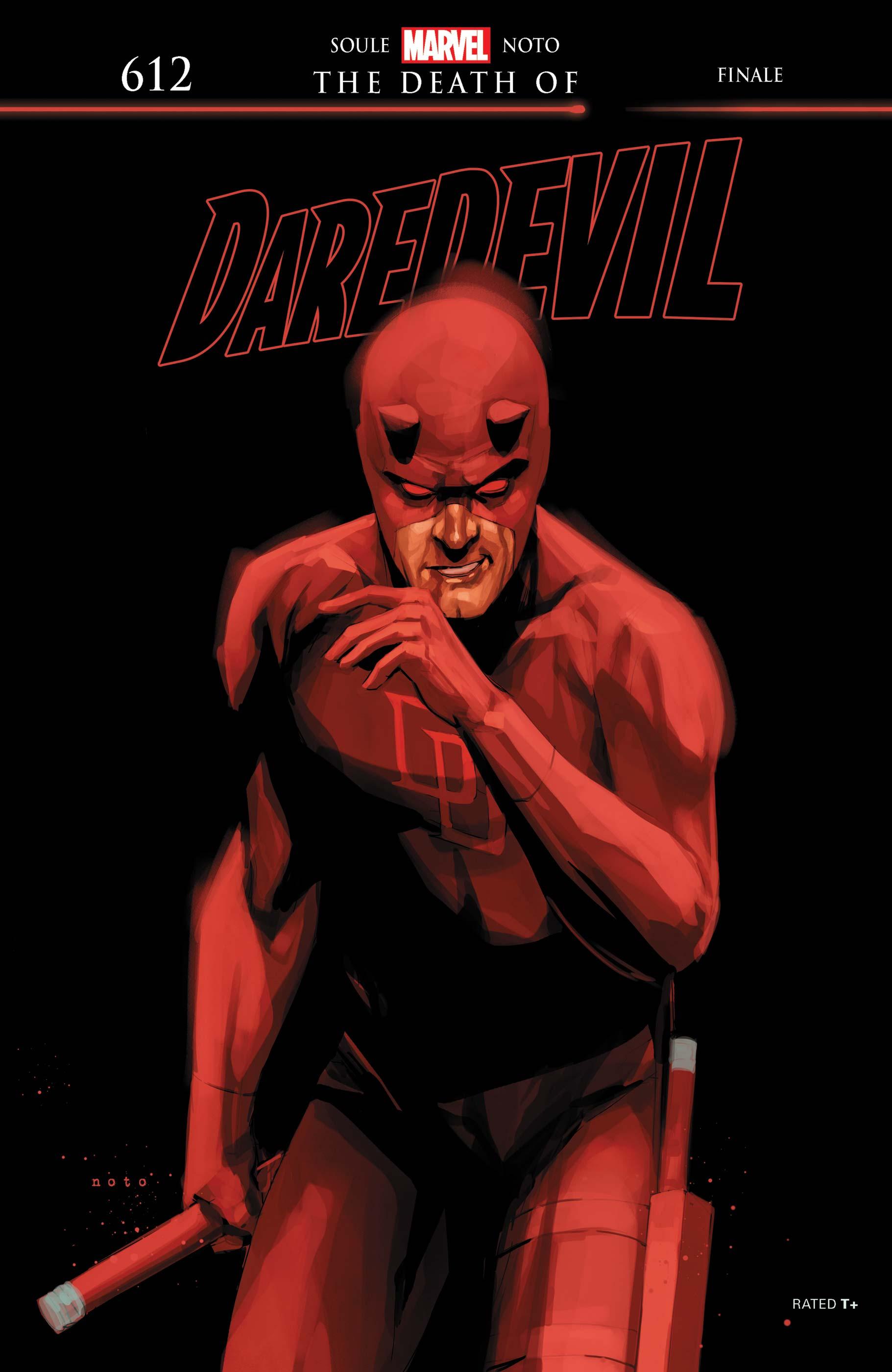Daredevil (2015) #612