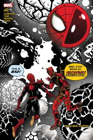 Spider-Man/Deadpool (2016) #43