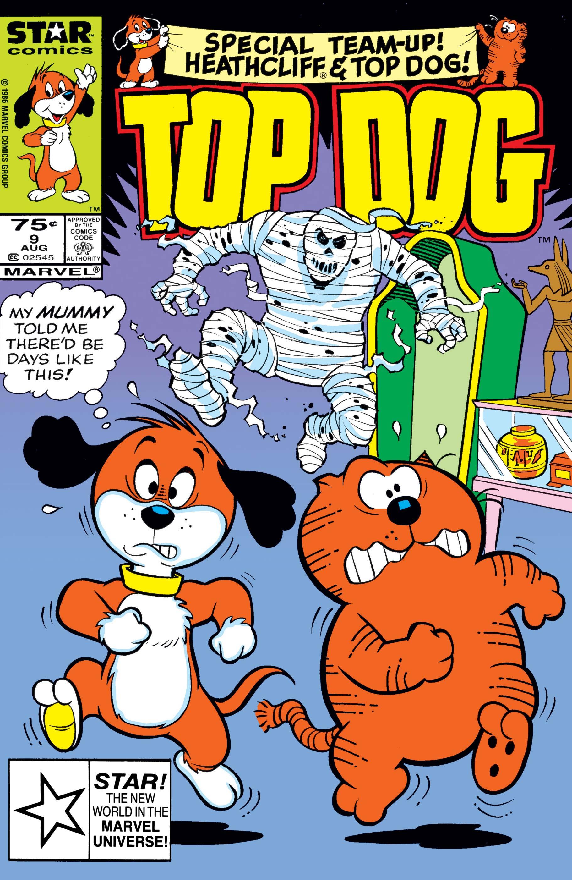 Top Dog (1985) #9