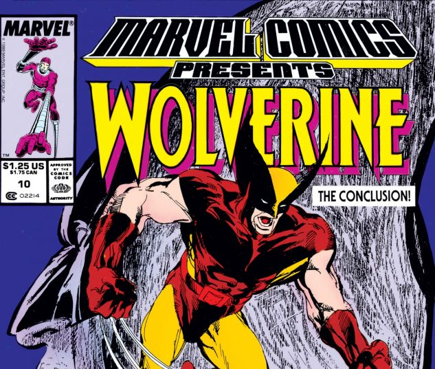 Marvel Comics Presents (1988) #10