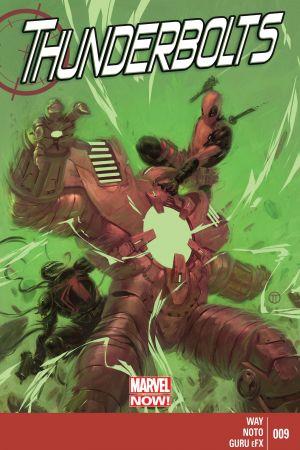 Thunderbolts (2012) #9