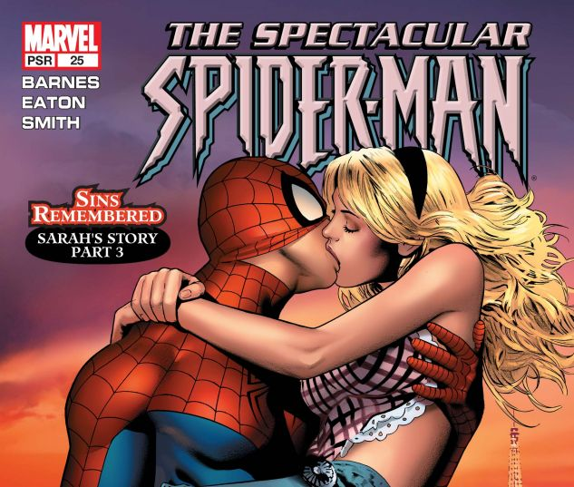 Spectacular Spider-Man (2003) #25