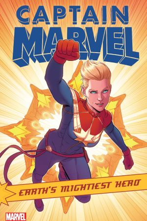 Captain Marvel: Earth's Mightiest Hero Vol. 5 (2019)