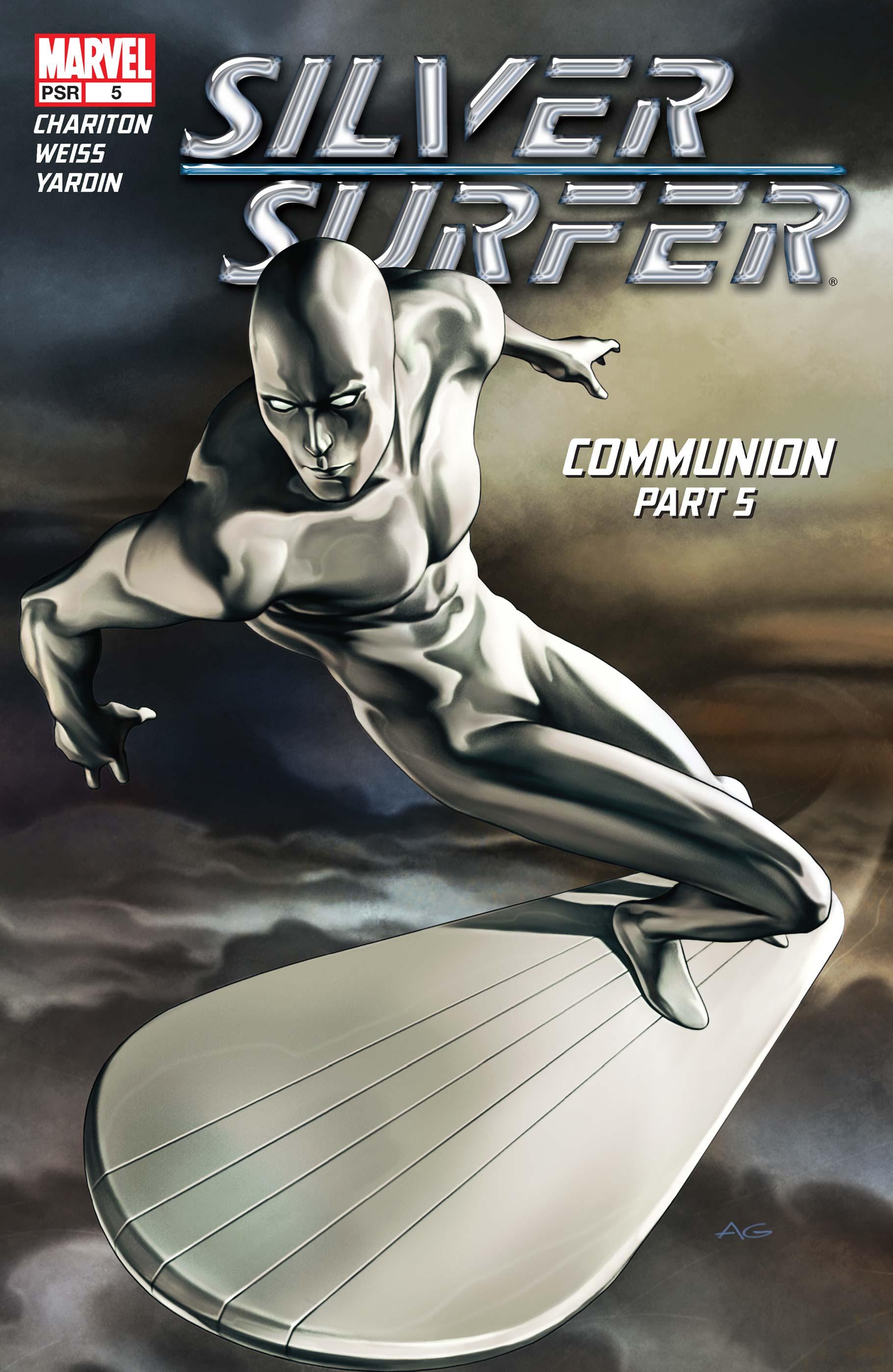 Silver Surfer (2003) #5