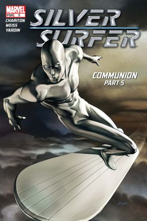 Silver Surfer (2003) #5