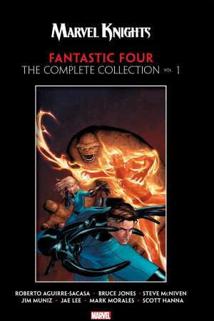 Marvel Knights Fantastic Four By Aguirre-Sacasa, Mcniven & Muniz: The Complete Collection Vol. 1 (Trade Paperback)