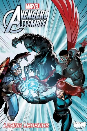 Avengers Assemble: Living Legends (Trade Paperback)