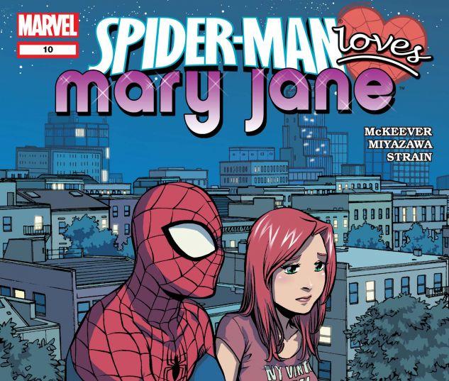 SPIDER-MAN LOVES MARY JANE (2005) #10