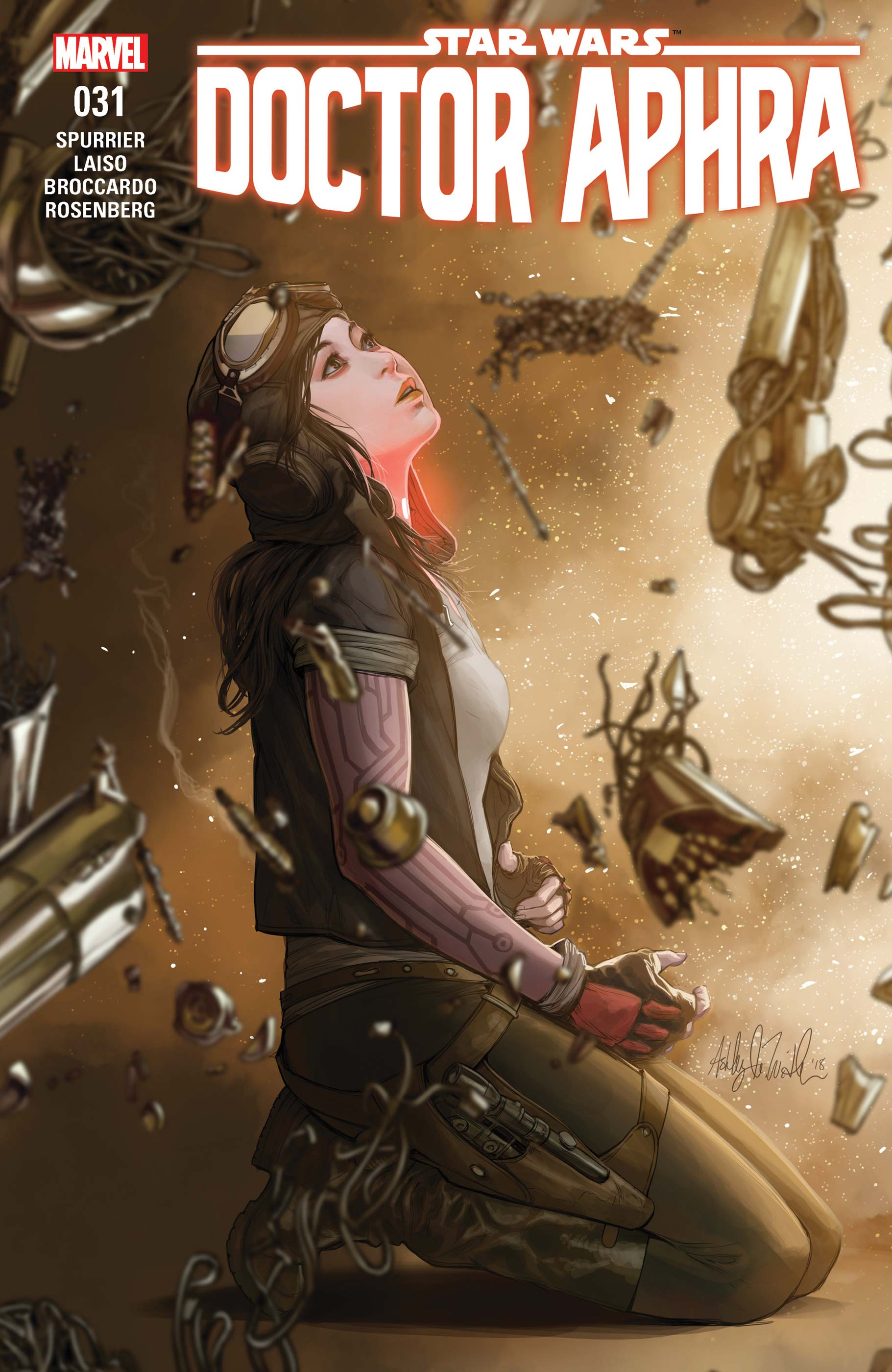 Star Wars: Doctor Aphra (2016) #31