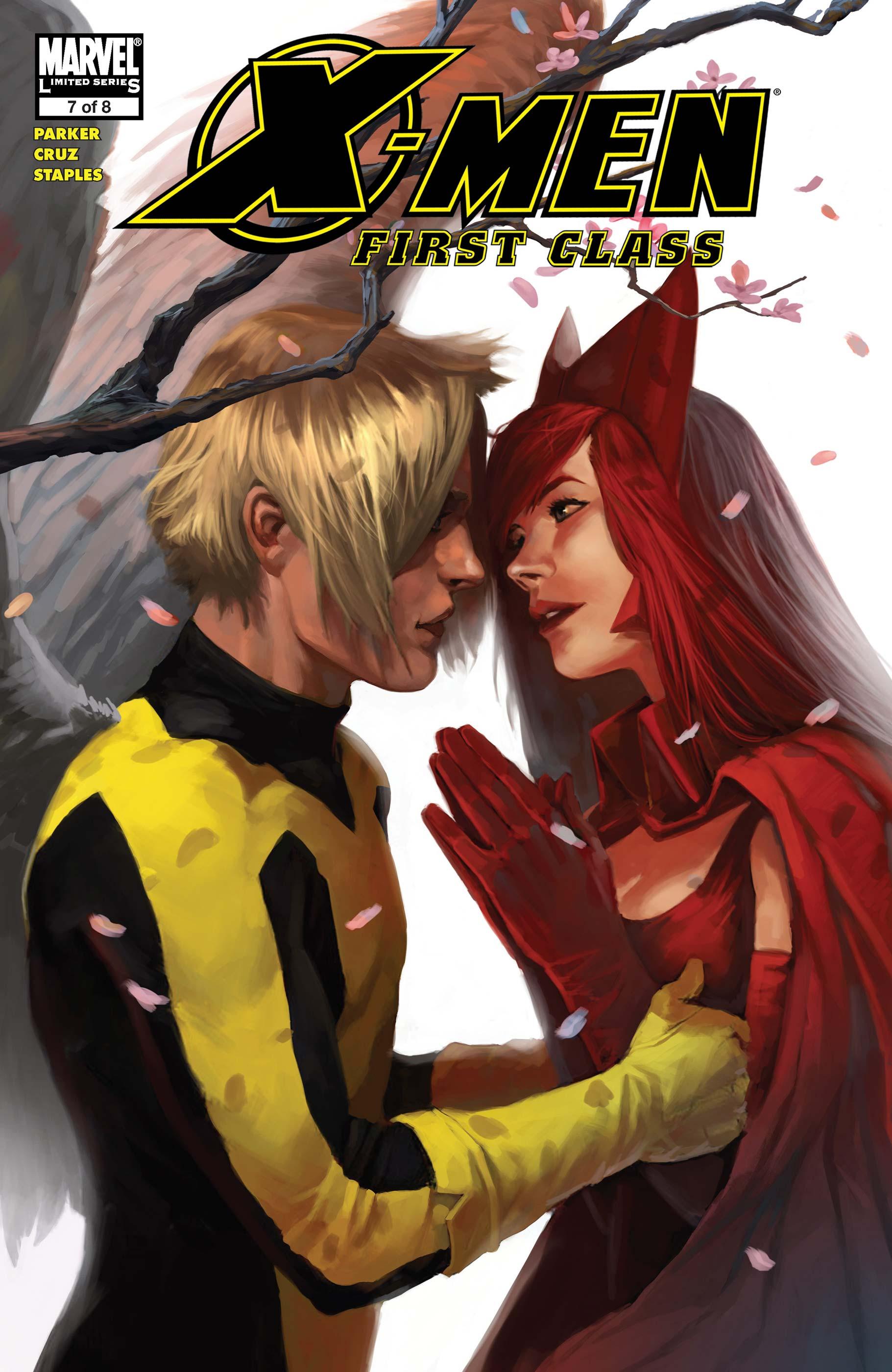 X-Men: First Class (2006) #7