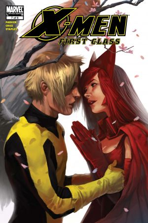 X-Men: First Class #7