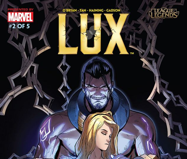 cover from League of Legends: Lux Special Edition (2019) #2