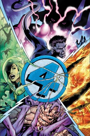 FANTASTIC FOUR BY JONATHAN HICKMAN: THE COMPLETE COLLECTION VOL. 2 TPB (Trade Paperback)