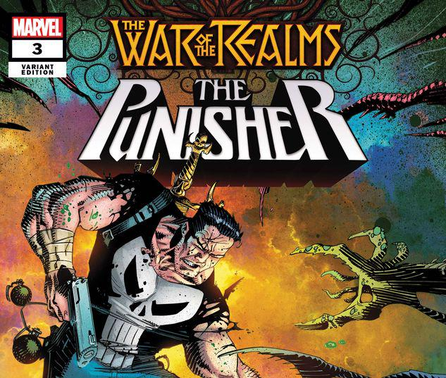 War of the Realms: The Punisher #3