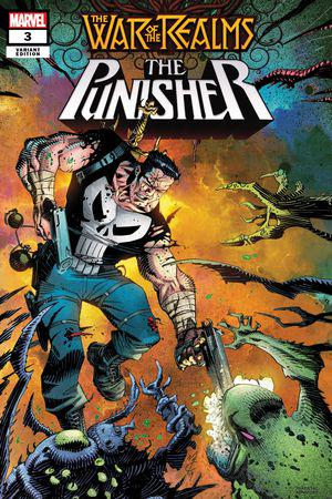 War of the Realms: The Punisher (2019) #3 (Variant)