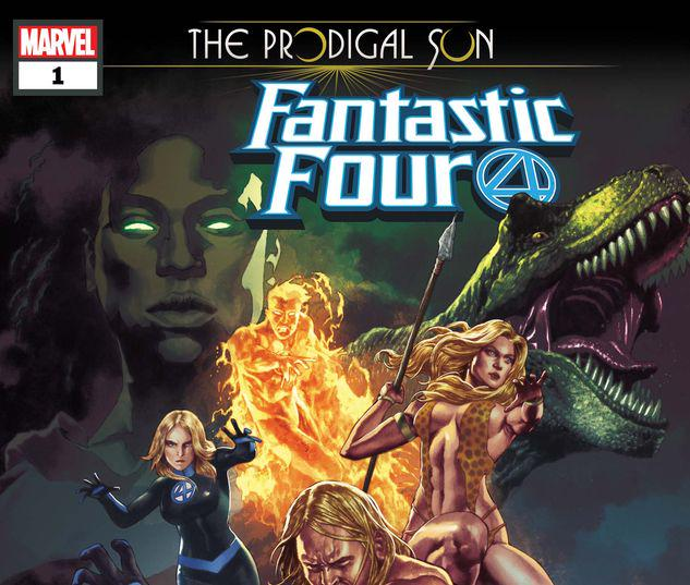 FANTASTIC FOUR: THE PRODIGAL SUN 1 #1