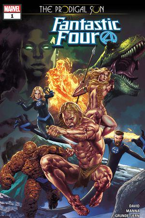 Fantastic Four: The Prodigal Sun #1