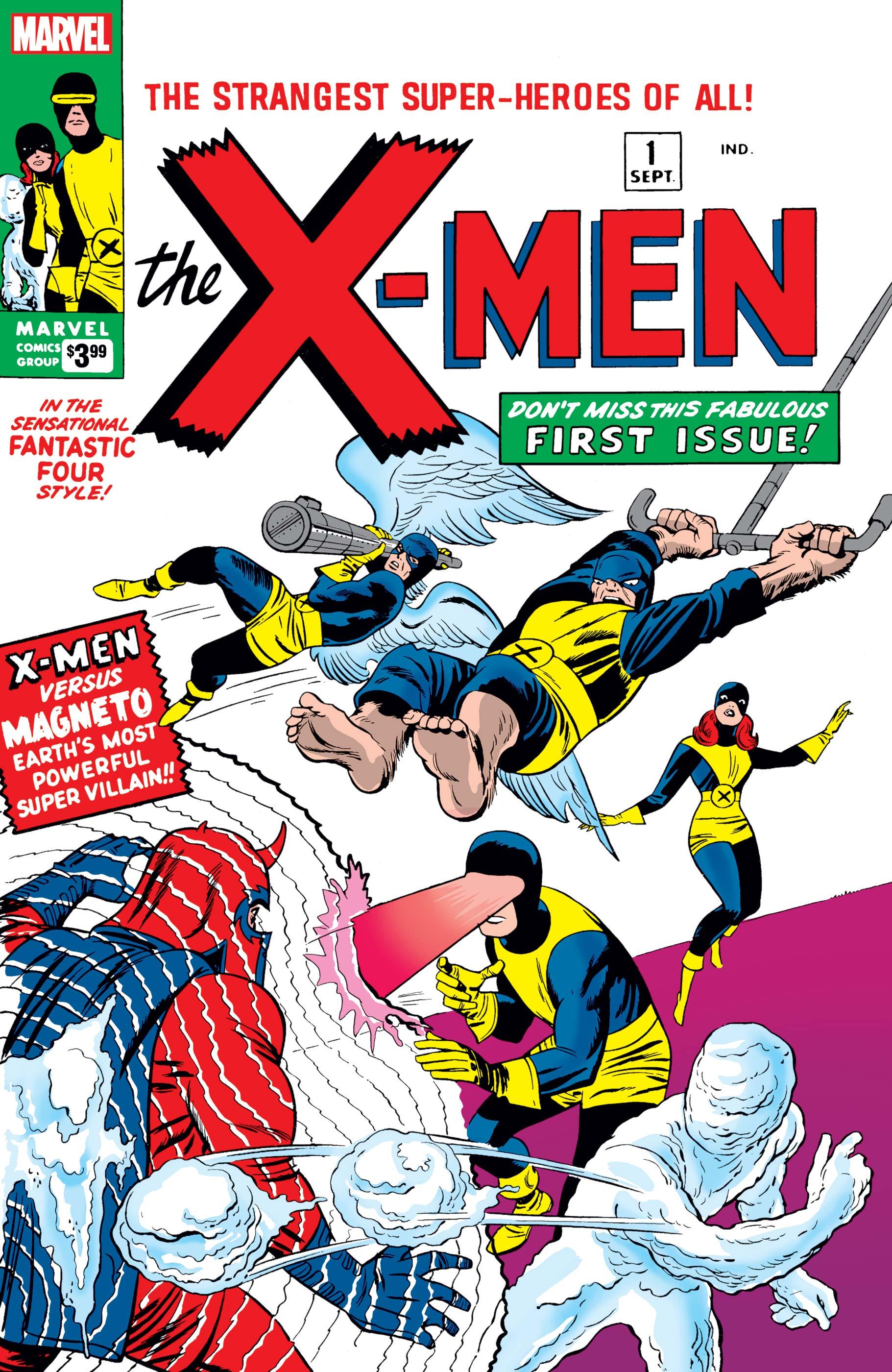 X-Men Facsimile Edition (2019) #1