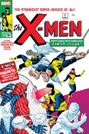 X-Men Facsimile Edition #1