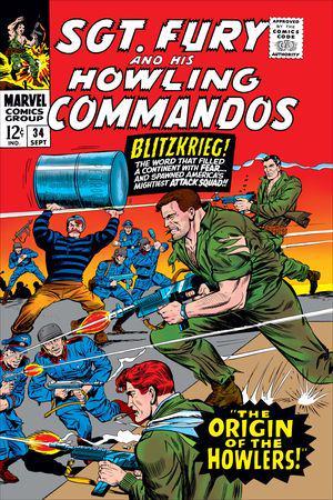 Sgt. Fury (1963) #34