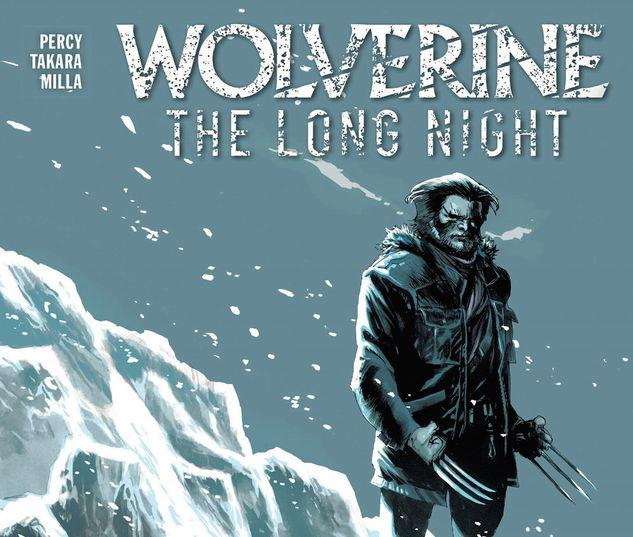 WOLVERINE: THE LONG NIGHT TPB #1