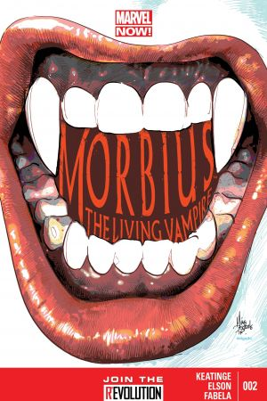 Morbius: The Living Vampire (2013) #2