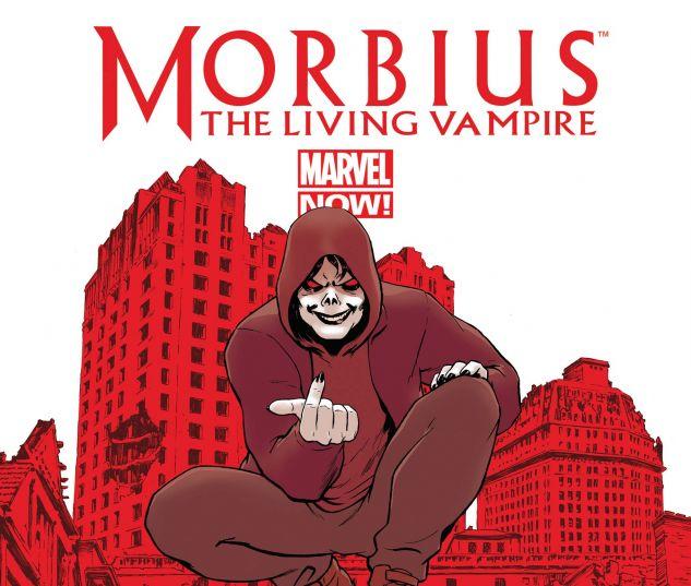 Morbius: The Living Vampire (2013) #3